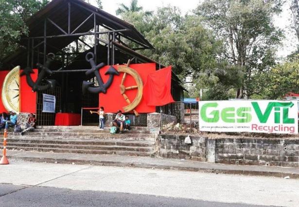 GesVil Recycling en Festi Harpia 2016