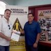 GesVil promueve el reciclaje solidario mediante un donativo a Pro-Integración