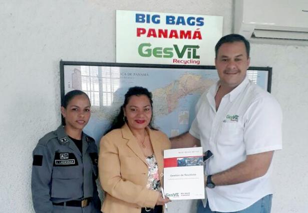 Reunión de GesVil con la DGSP de Panamá