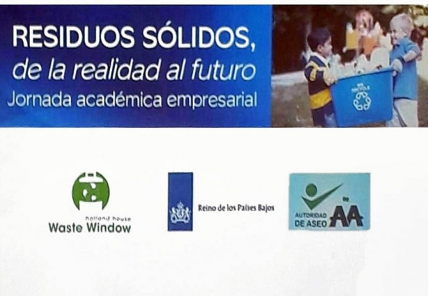 Seminario Panamá - Holanda sobre residuos sólidos, en la Ciudad del Saber